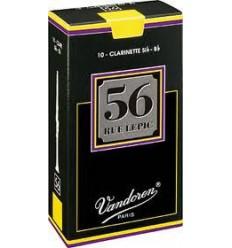 Cañas Clarinete Vandoren V12 2 1/2