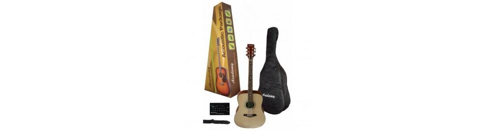 Pack Guitarra Acústica